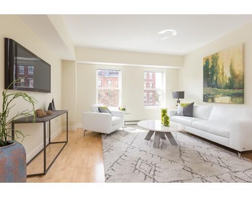 共管式独立产权公寓 为 销售 在 10 Bowdoin 波士顿, 马萨诸塞州 02114 美国