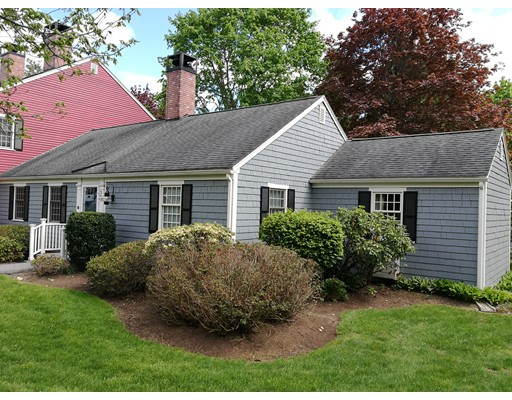 Single Family Home for Rent at 48 Jericho Road Weston, Massachusetts 02493 United States