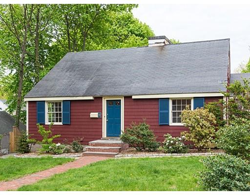 9 Winchester Terrace, Boston, MA 02130