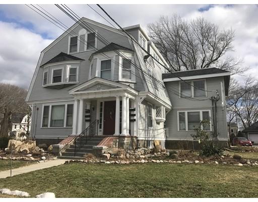 Casa Unifamiliar por un Alquiler en 38 CRESCENT Franklin, Massachusetts 02038 Estados Unidos