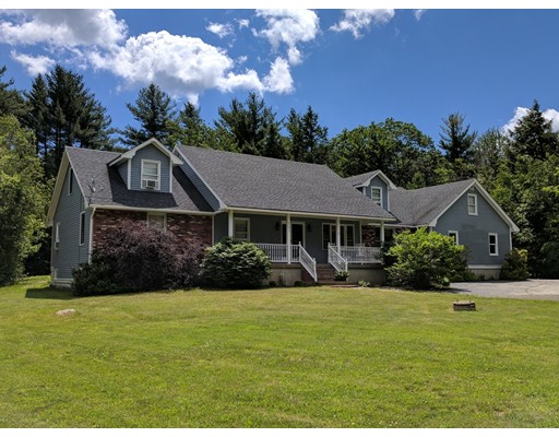 Single Family Home for Sale at 107 Greenbriar Road New Ipswich, New Hampshire 03071 United States
