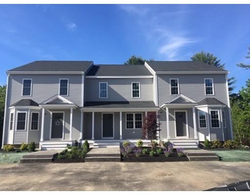 共管式独立产权公寓 为 销售 在 50 Saw Mill Lane Hanson, 02341 美国