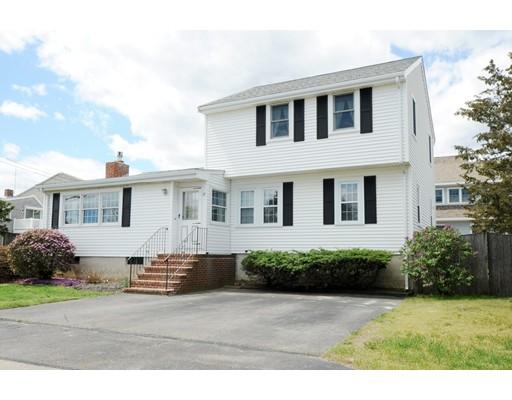 Частный односемейный дом для того Продажа на 27 Central Avenue 27 Central Avenue Scituate, Массачусетс 02066 Соединенные Штаты