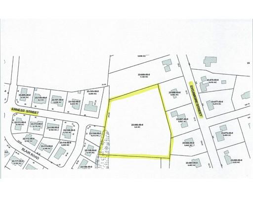 Земля для того Продажа на ERNEST STREET Holbrook, Массачусетс 02343 Соединенные Штаты