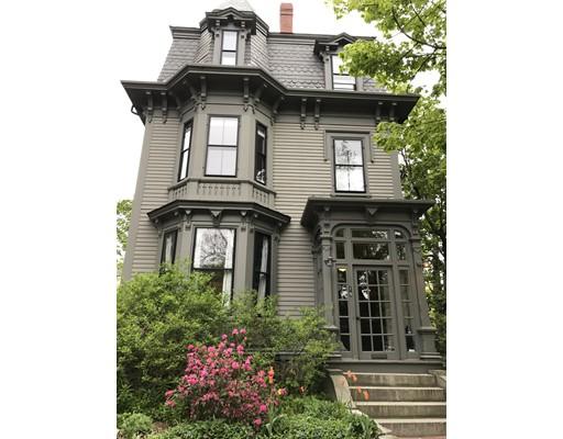 独户住宅 为 出租 在 19 Avon Street 坎布里奇, 马萨诸塞州 02138 美国
