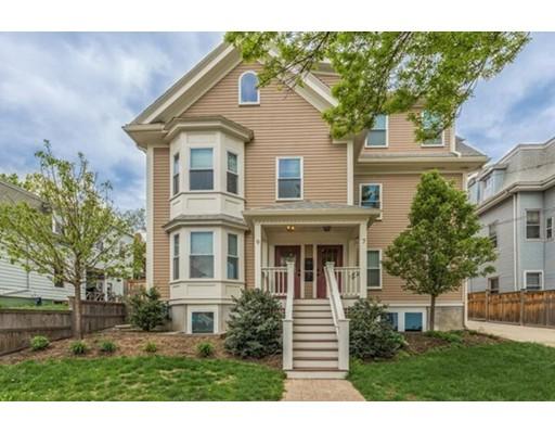 共管式独立产权公寓 为 销售 在 9 Appleton Street Somerville, 马萨诸塞州 02144 美国