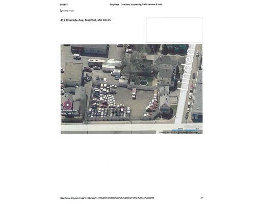 Riverside Ave, Lot 1, Medford, MA 02155