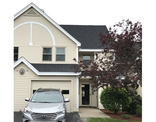 Single Family Home for Rent at 38 Alcott Way North Andover, Massachusetts 01845 United States