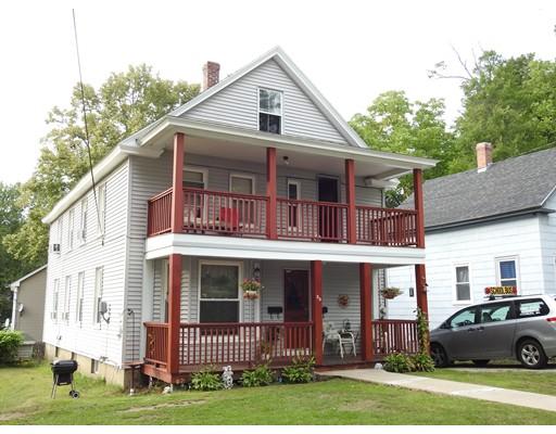Multi-Family Home for Sale at 36 Leonard Street Athol, Massachusetts 01331 United States