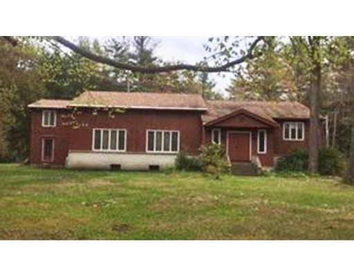 Single Family Home for Sale at 209 baker road Shutesbury, Massachusetts 01072 United States
