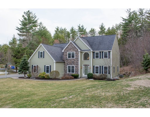 Single Family Home for Sale at 31 Shedd Lane 31 Shedd Lane Hollis, New Hampshire 03049 United States