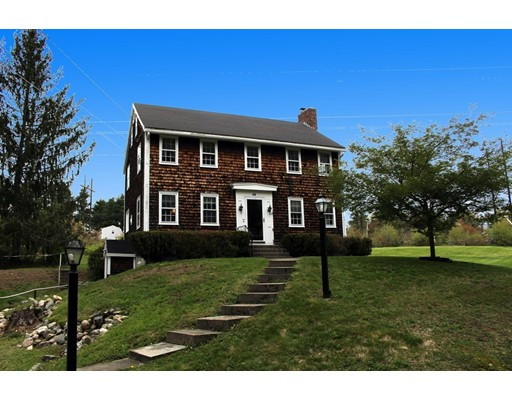 Single Family Home for Sale at 43 Campbell Street Norfolk, Massachusetts 02056 United States
