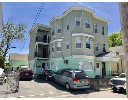 Multi-Family Home for Sale at 6 Border Street Lawrence, Massachusetts 01843 United States