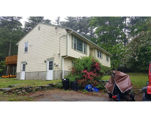 Single Family Home for Rent at 648 Plymouth Street Halifax, Massachusetts 02338 United States