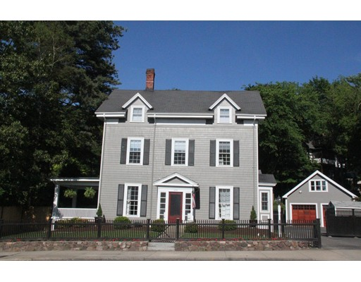 Single Family Home for Rent at 409 Main Street Winchester, Massachusetts 01890 United States