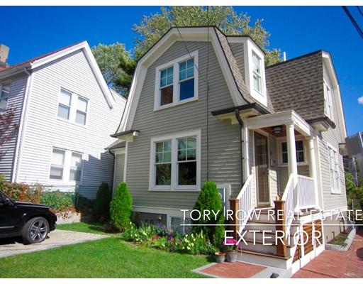 独户住宅 为 出租 在 23 Bellis Circle 坎布里奇, 马萨诸塞州 02140 美国