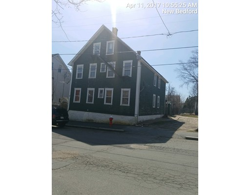 Multi-Family Home for Sale at 28 Hazard Street New Bedford, Massachusetts 02740 United States