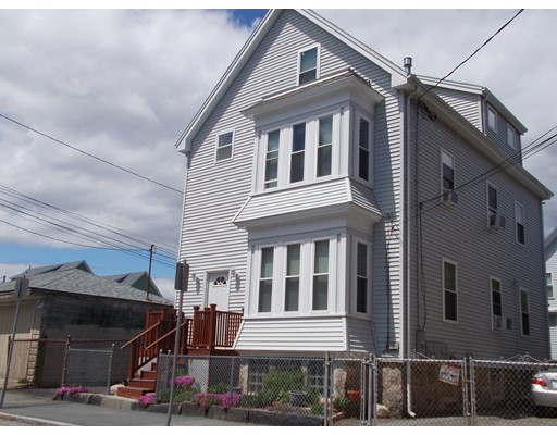 Additional photo for property listing at 203 Blackmer  New Bedford, Massachusetts 02744 United States