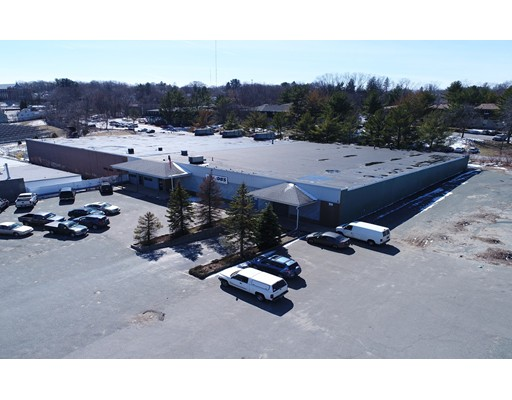 Commercial for Sale at 160 Hilldale Avenue 160 Hilldale Avenue Haverhill, Massachusetts 01832 United States