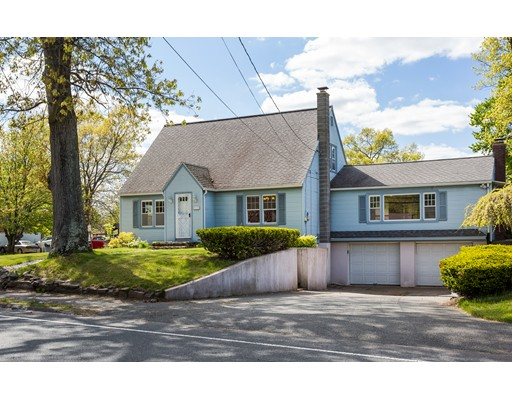 Single Family Home for Sale at 558 Cooper Street Agawam, Massachusetts 01001 United States