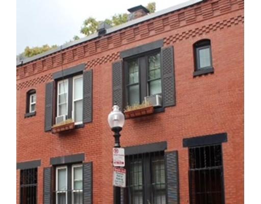 Casa Unifamiliar por un Alquiler en 3 sussex Street Boston, Massachusetts 02120 Estados Unidos
