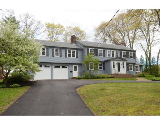 Single Family Home for Sale at 13 Regent Drive Danvers, Massachusetts 01923 United States