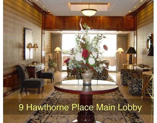 Casa Unifamiliar por un Alquiler en 9 Hawthorne Place Boston, Massachusetts 02114 Estados Unidos
