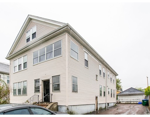 Multi-Family Home for Sale at 52 Clark Street Medford, Massachusetts 02155 United States