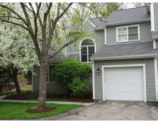 Condominium for Sale at 5 Bishops Forest Drive Waltham, Massachusetts 02452 United States