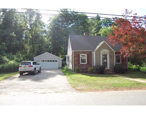 独户住宅 为 销售 在 96 Lakeshore Drive West Brookfield, 01585 美国