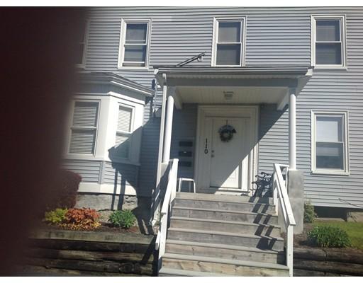 Частный односемейный дом для того Аренда на 110 Belmont Taunton, Массачусетс 02780 Соединенные Штаты