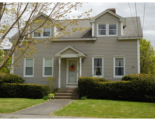 Single Family Home for Sale at 126 North Main Street Sunderland, 01037 United States