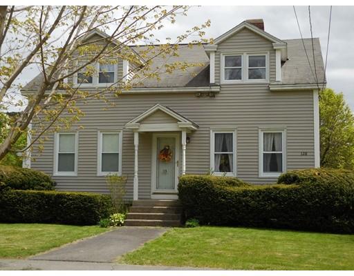 Casa Unifamiliar por un Venta en 126 North Main Street Sunderland, Massachusetts 01037 Estados Unidos