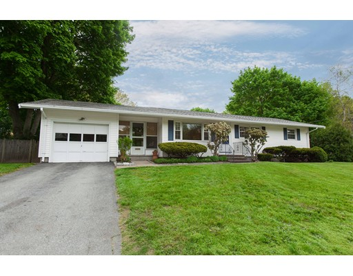 Single Family Home for Sale at 117 Newton Woonsocket, Rhode Island 02895 United States