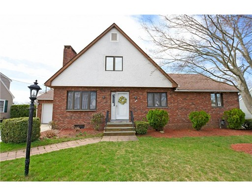 Single Family Home for Sale at 99 Greenwich Avenue East Providence, Rhode Island 02914 United States