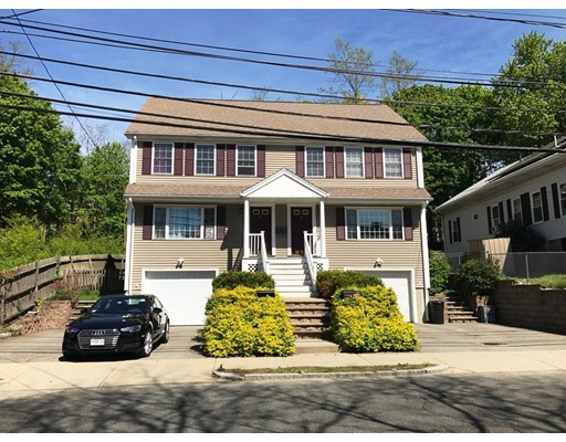 Single Family Home for Rent at 95 COLUMBUS Avenue Waltham, 02451 United States