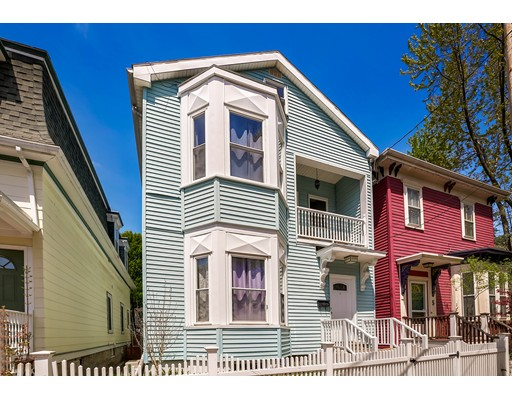 Single Family Home for Sale at 7 Jess Street Boston, Massachusetts 02130 United States