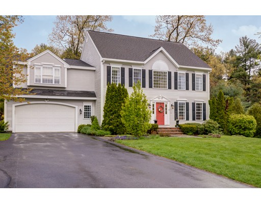 Single Family Home for Sale at 18 Butterfield Lane Westford, Massachusetts 01886 United States
