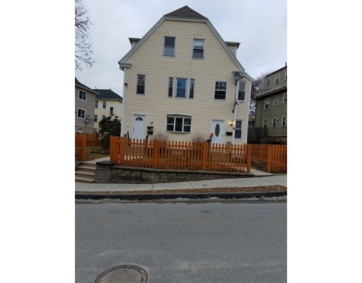 Single Family Home for Rent at 34 Clement Street Worcester, Massachusetts 01603 United States
