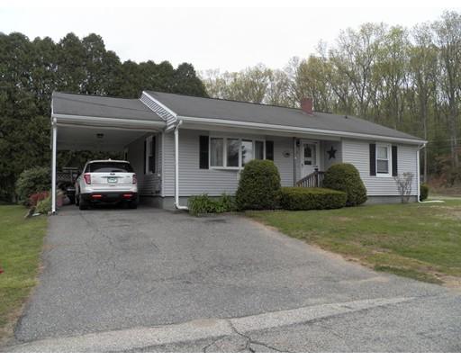 Частный односемейный дом для того Продажа на 2 Rachel Thompson, Коннектикут 06255 Соединенные Штаты