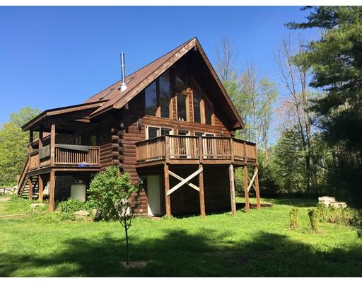 独户住宅 为 销售 在 47 Otis Tolland Road 布兰弗德, 马萨诸塞州 01008 美国