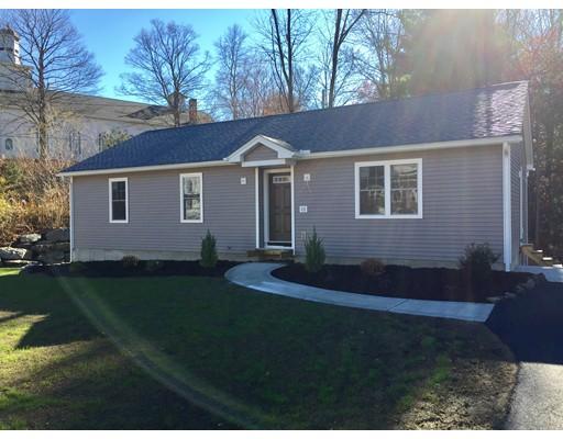 Casa Unifamiliar por un Alquiler en 12 Depot Street Belchertown, Massachusetts 01007 Estados Unidos