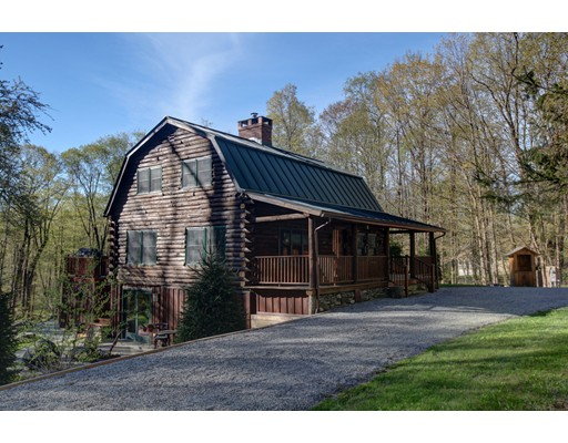 Single Family Home for Sale at 190 Beartown Mountain Road Monterey, Massachusetts 01245 United States