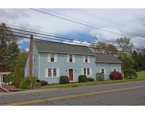 Single Family Home for Sale at 491 Main Street 491 Main Street Somers, Connecticut 06071 United States