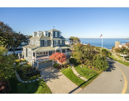 Single Family Home for Sale at 422 Ocean Avenue Marblehead, Massachusetts 01945 United States