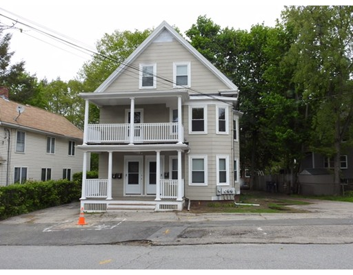 独户住宅 为 出租 在 3 South Lincoln Street Haverhill, 马萨诸塞州 01835 美国