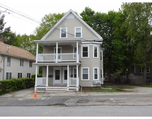 独户住宅 为 出租 在 3 South Lincoln Street Haverhill, 01835 美国