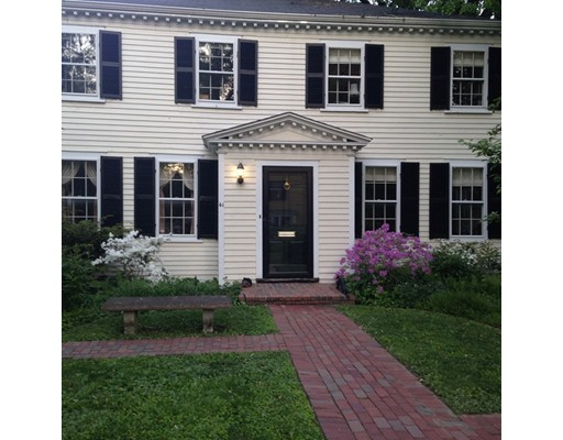 Additional photo for property listing at 14 Brown Street  Cambridge, Massachusetts 02138 United States