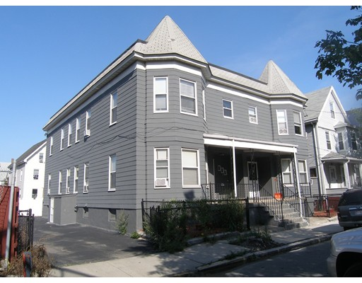 Multi-Family Home for Sale at 39 Gilman Street Somerville, Massachusetts 02145 United States