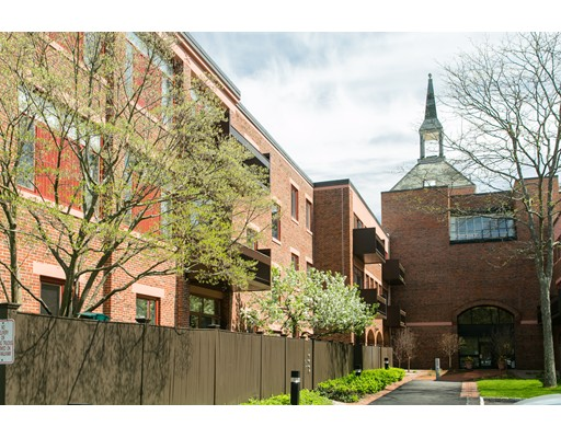 Condominium for Sale at 100 Keyes Concord, Massachusetts 01742 United States